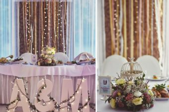 Ptaki i bluszcz | birds & ivy wedding