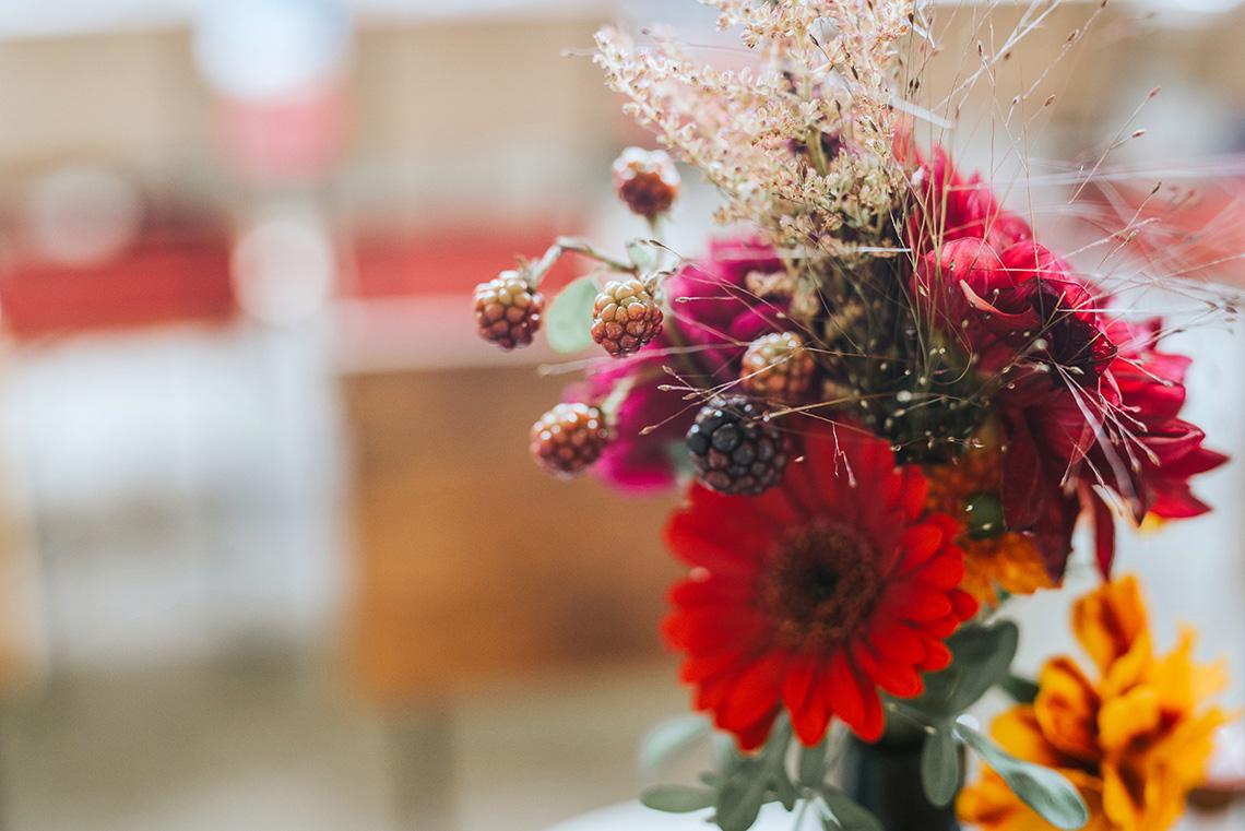 sierpniowe dekoracje weselne