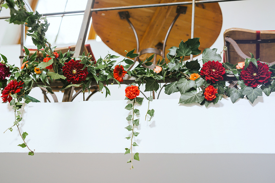 kwiatowe dekoracje wesela