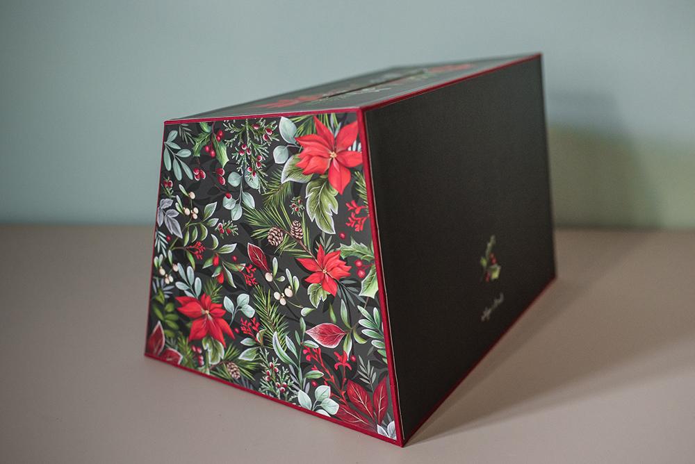 śląskie pudełko na koperty